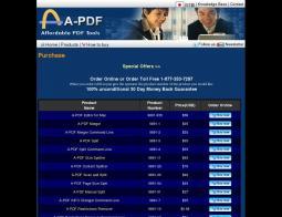 A-PDF Promo Codes 2018