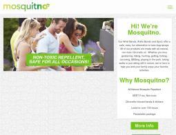 Mosquitno Discount Codes 2018