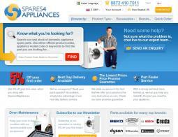 Spares4Appliances Discount Code 2018