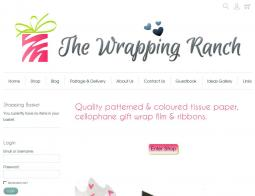 The Wrapping Ranch Discount Code 2018
