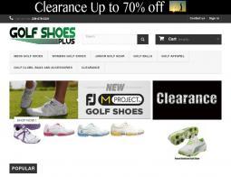 Golf Shoes Plus Coupon 2018