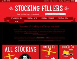 Stocking Fillers Promo Code 2018