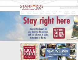 Stanfords Discount Code 2018