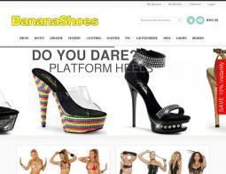 Banana Shoes Discount Code 2018