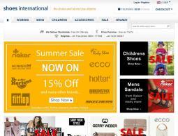Shoes International Discount Code 2018
