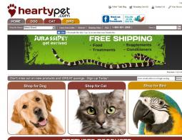 Hearty Pet Coupon 2018
