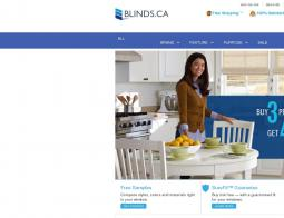 Blinds.ca Promo Codes 2018