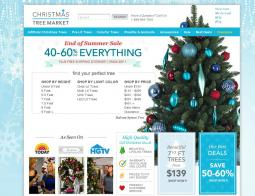 Christmas Tree Market Coupon 2018
