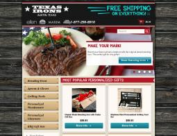Texas Irons Coupon 2018
