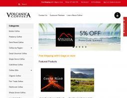 Volcanica Coffee Company Promo Codes 2018