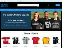 Team Sportswear Coupon 2018