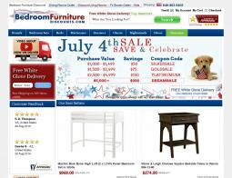 Bedroom Furniture Discounts Promo Codes 2018