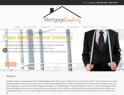 Mortgage Simplicity Promo Codes 2018