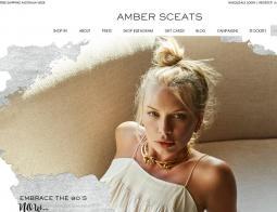 Amber Sceats Promo Codes 2018