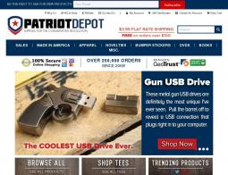 Patriot Depot Coupon 2018
