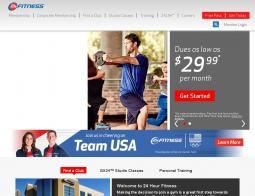 24 Hour Fitness Promo Codes 2018