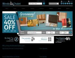 Blinds Chalet Coupon 2018