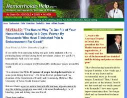 Hemorrhoids-Help Promo Codes 2018