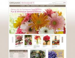 Organic Bouquet Coupon 2018