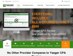Yaeger CPA Review Coupon 2018