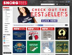 Snorg Tees Promo Codes 2018