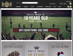 Savile Rogue Promo Code 2018