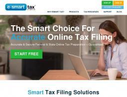 eSmart Tax Promo Codes 2018