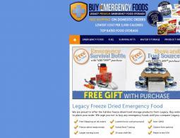 Buy Emergency Foods Coupon 2018