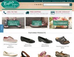 Englin's Fine Footwear Coupon 2018