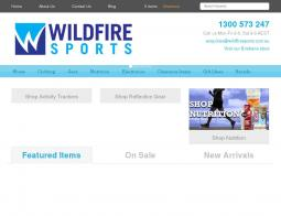 Wildfire Sports Coupon 2018
