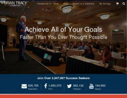 Brian Tracy Coupon 2018