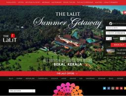 The Lalit Promo Code 2018