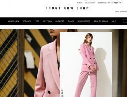 Front Row Shop Coupon & Promo Code 2018