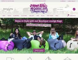 Boutique Camping Discount Code 2018