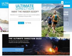Ultimate Direction Coupon & Promo Code 2018