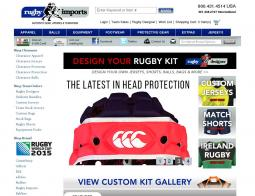 Rugby Imports Promo Code 2018