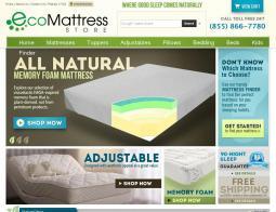 Eco Mattress Store Coupon 2018