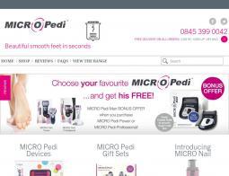MICRO Pedi Discount Code 2018