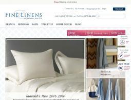 Fine Linens Coupon Codes 2018