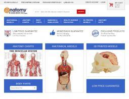 Anatomy Warehouse Coupon Codes 2018
