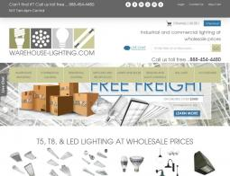 Warehouse Lighting Promo Codes 2018