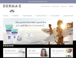 Derma E Natural Bodycare Coupon Codes 2018