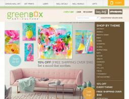 Green Box Art Coupon Codes 2018