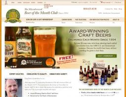 The Microbrewed Beer Of The Month Club Coupon Codes 2018