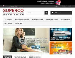 Superco Promo Codes 2018