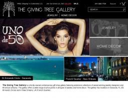 The giving tree gallery Promo Codes 2018