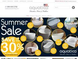 Aquatica Bath USA Promo Codes 2018