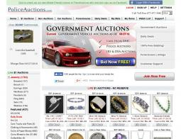 PoliceAuctions.com Promo Codes 2018
