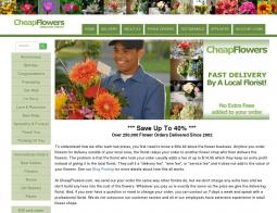 Cheap Flowers Promo Codes 2018