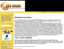 CPS Solar Promo Codes 2018